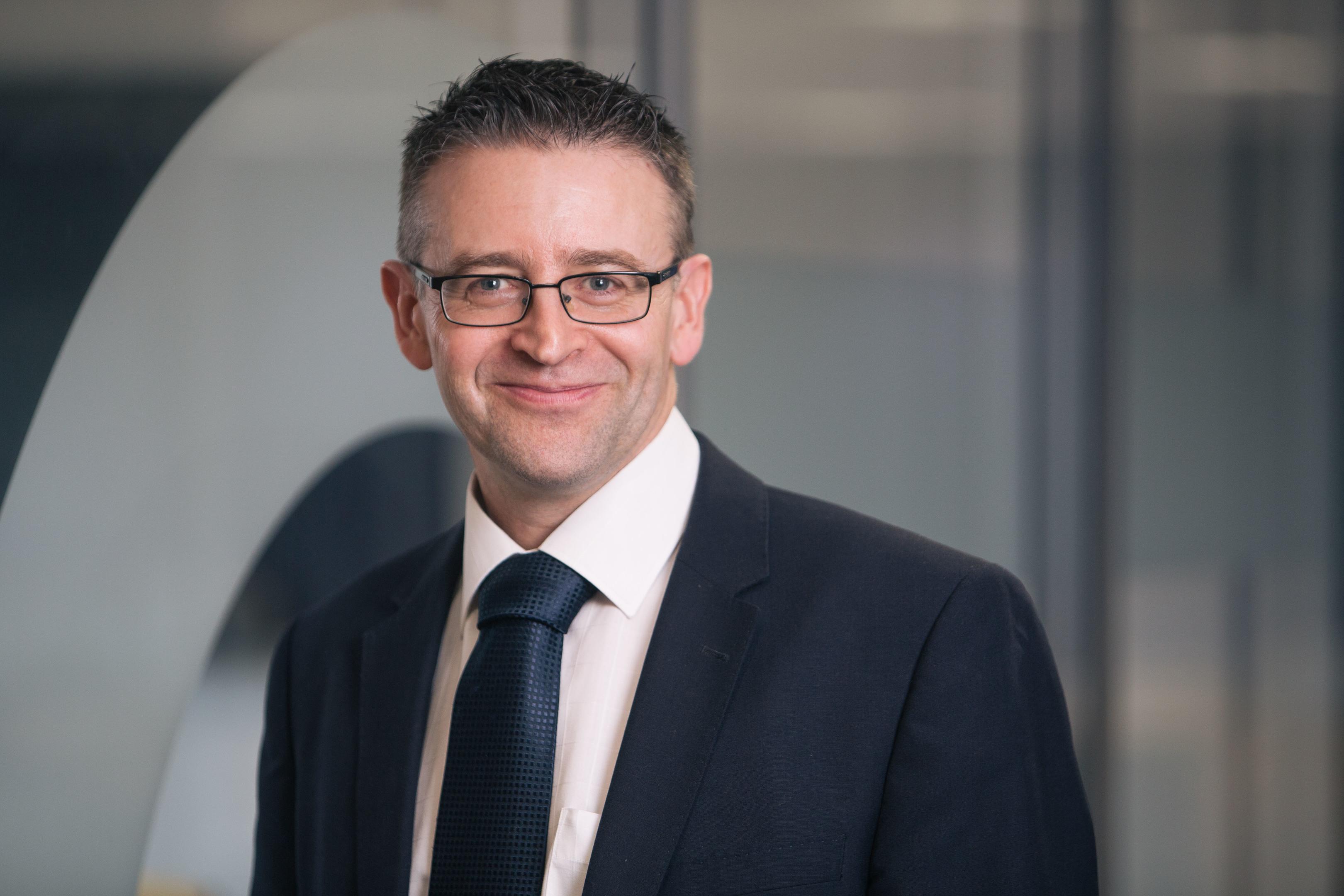 Steven Plant, managing director of PIM