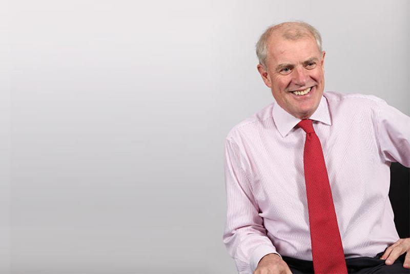 Tony Durrant, chief executive of Premier Oil