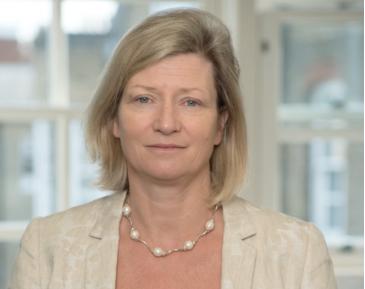 Fiona MacAulay, chief executive of Echo Energy
