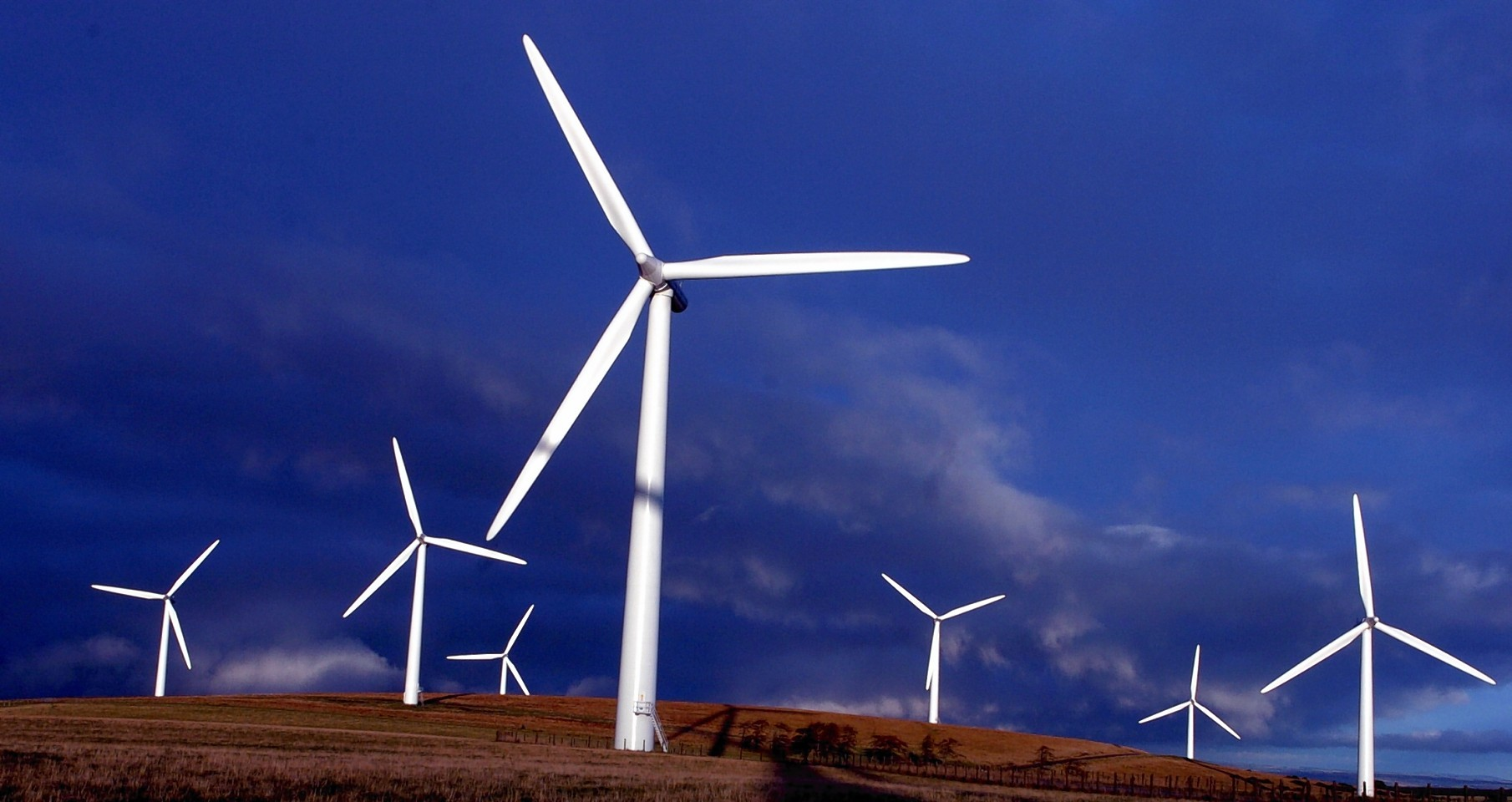 North-east windfarms get £1m in 'constraint payments'