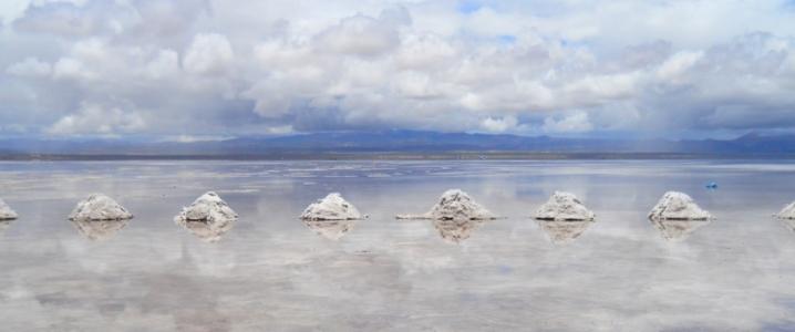 Lithium. PIC: Oilprice.com