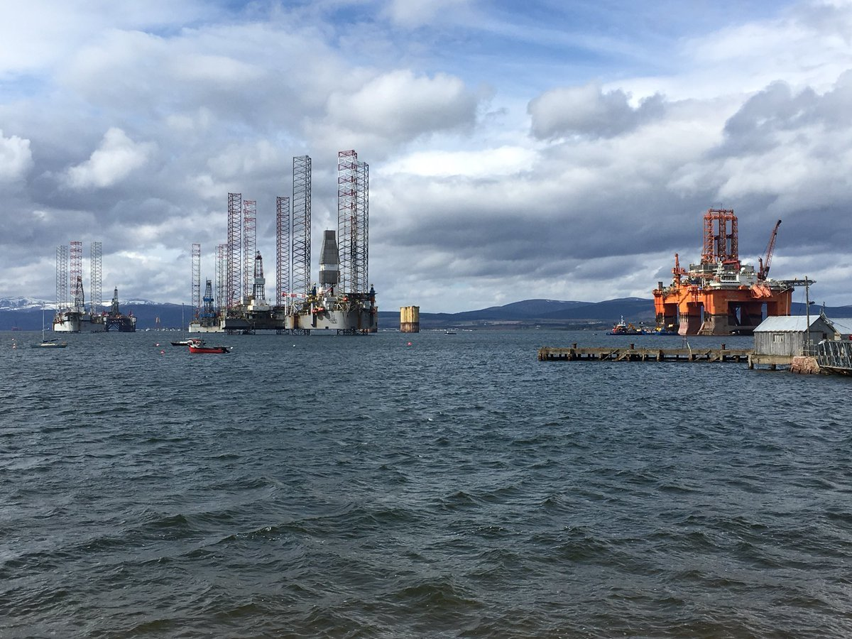 Industry and government aim to extract 20 billion barrels, according to the study by Platform, Oil Change International and Friends of the Earth Scotland.