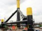 EMEC tidal energy tripod