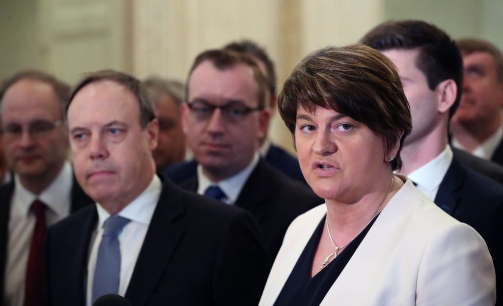 Renewables scheme was part of DUP 'great drive to centralise power', says CEO