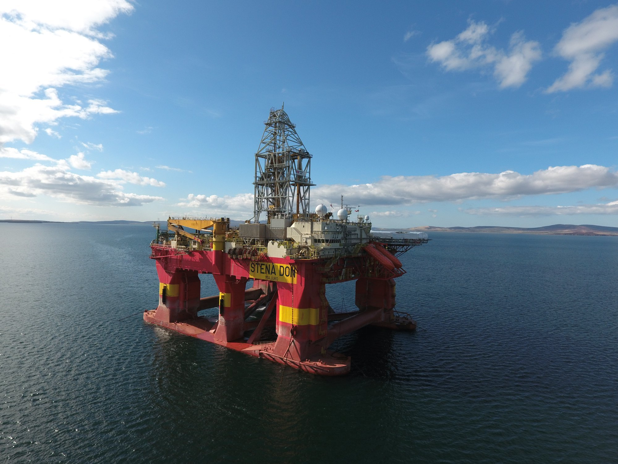 Stena Drilling Archives | Energy Voice