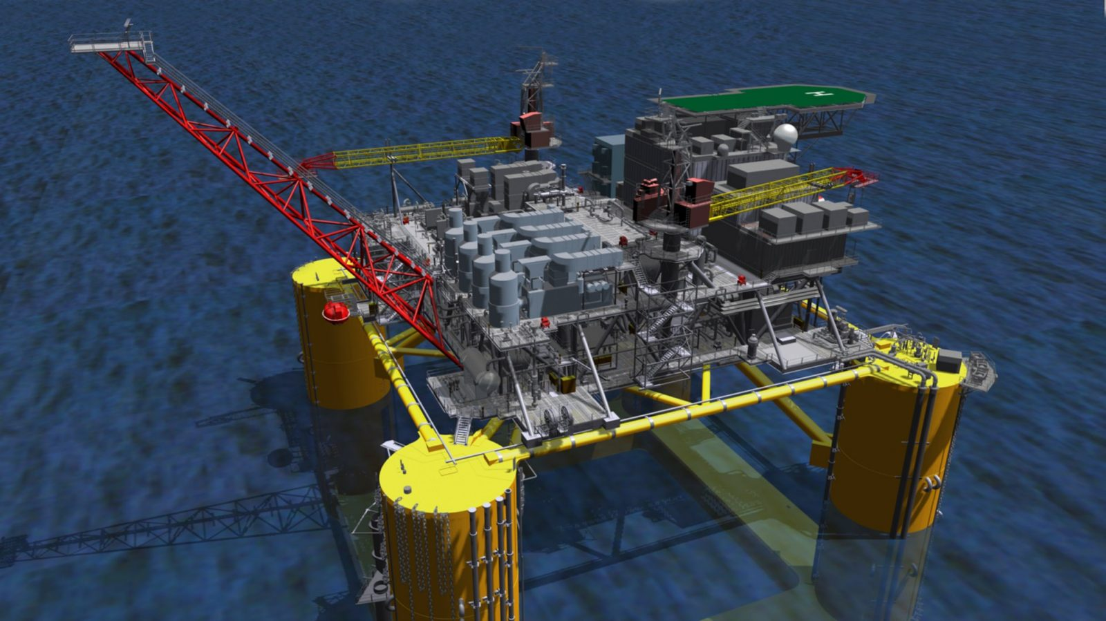 Vito will be Shell's 11th deep-water host in the Gulf of Mexico.
