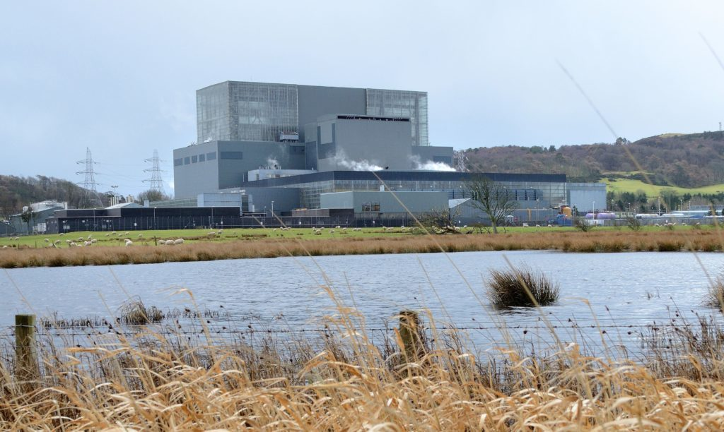 EDF Energy 'excluded' from Hunterston B parliament briefing