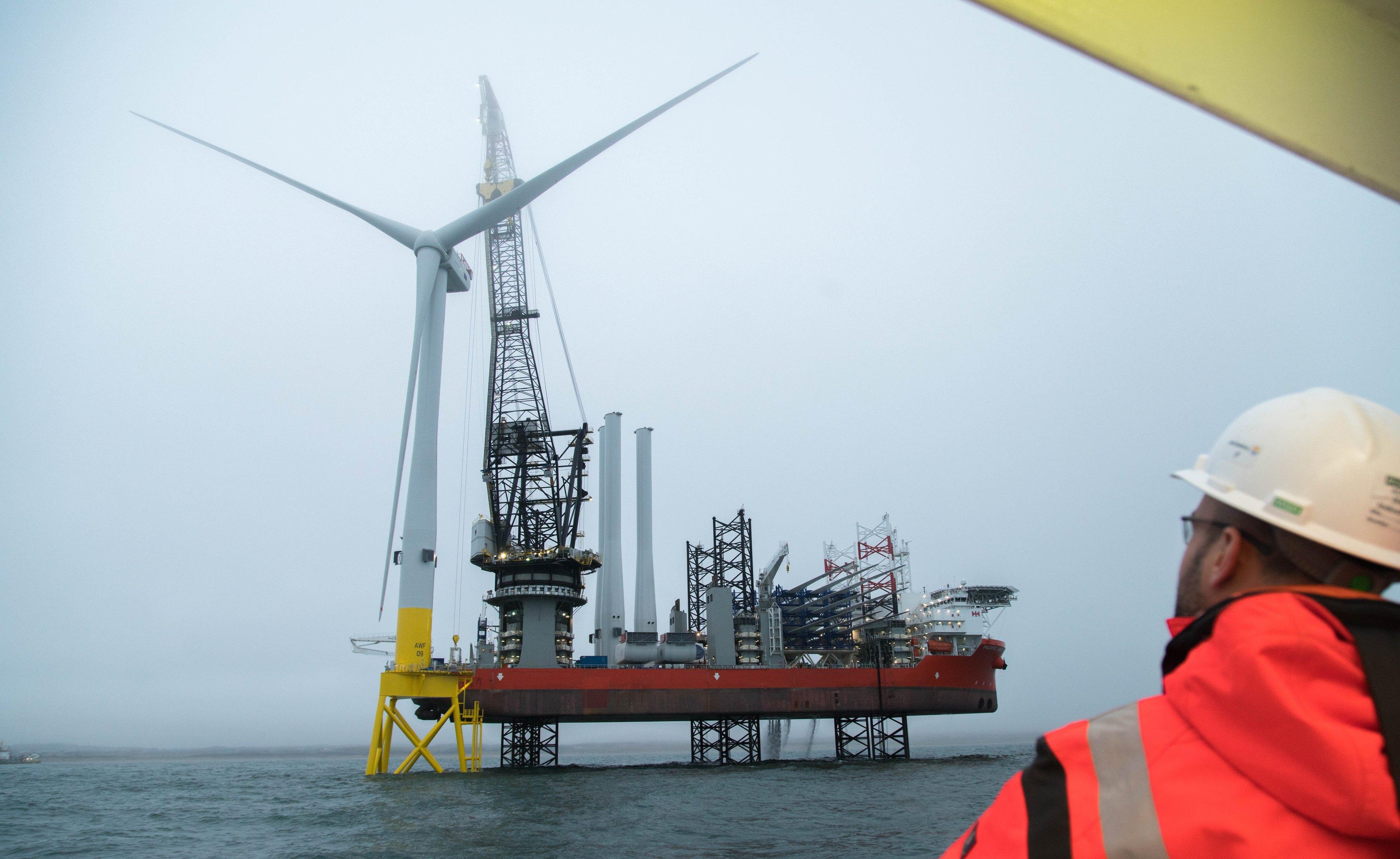 Aberdeen Offshore Wind Farm