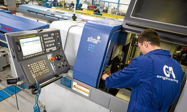 Pryme acquired Dundee's GA Engineering in 2015.