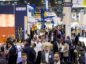 General views on the exhibit floor at the Offshore Technology Conference here today, Monday April 30, 2018.  Photo by © OTC/Rodney White