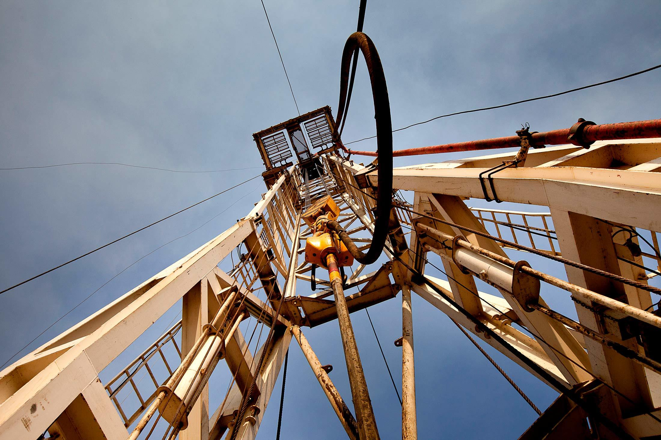 Oil and gas investment was outperformed by electricity for the second year running.