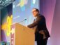 Energy minister Paul Wheelhouse at the Safety 30 conference in Aberdeen this week.