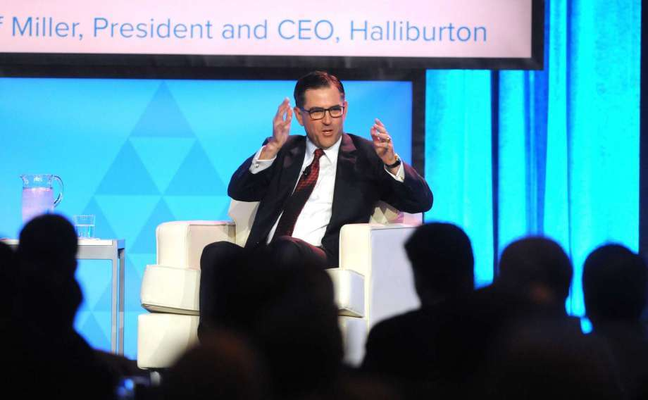 Jeff Miller, Halliburton CEO