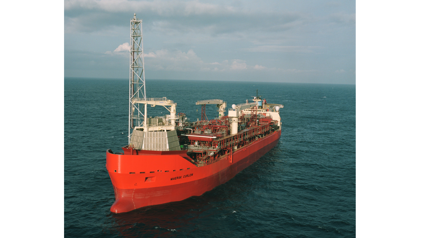 The Curlew FPSO