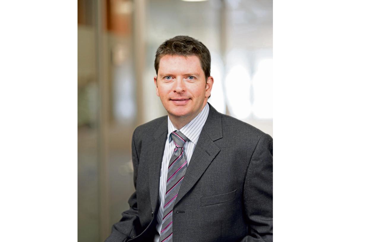 Kevin Duthie, EY associate partner