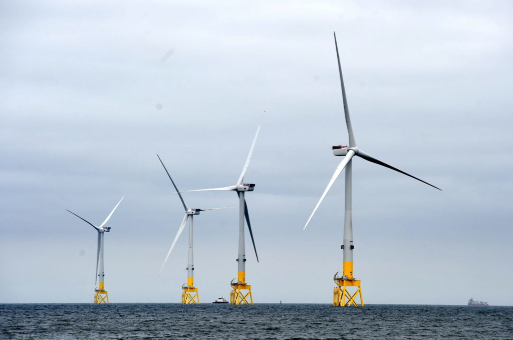 Leasing round could bring 'new entrants' to Scotland's offshore wind market