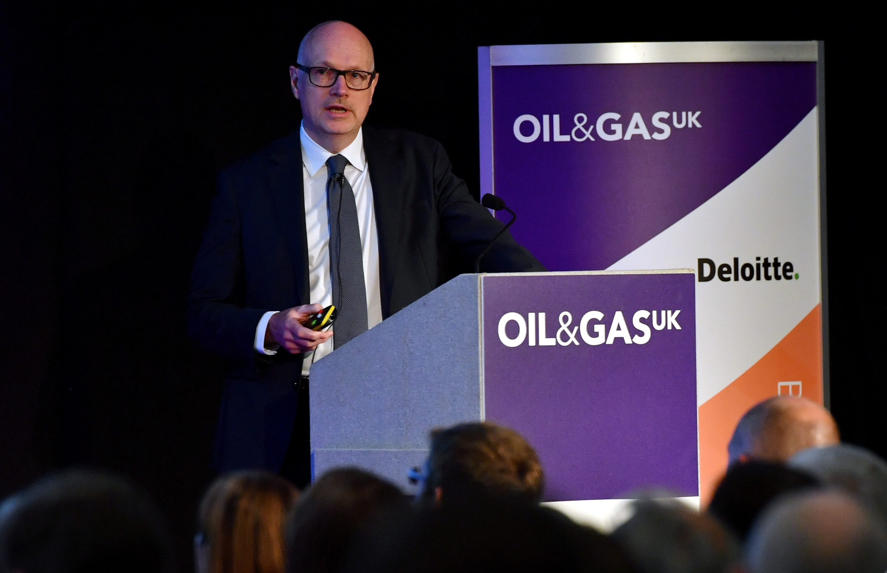 John Pearson, Petrofac's chief corporate development officer and group managing director, Western Hemisphere