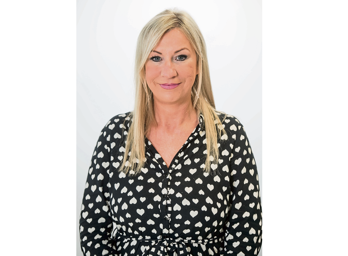 Dr Louise Slaney, medical director, Iqarus
