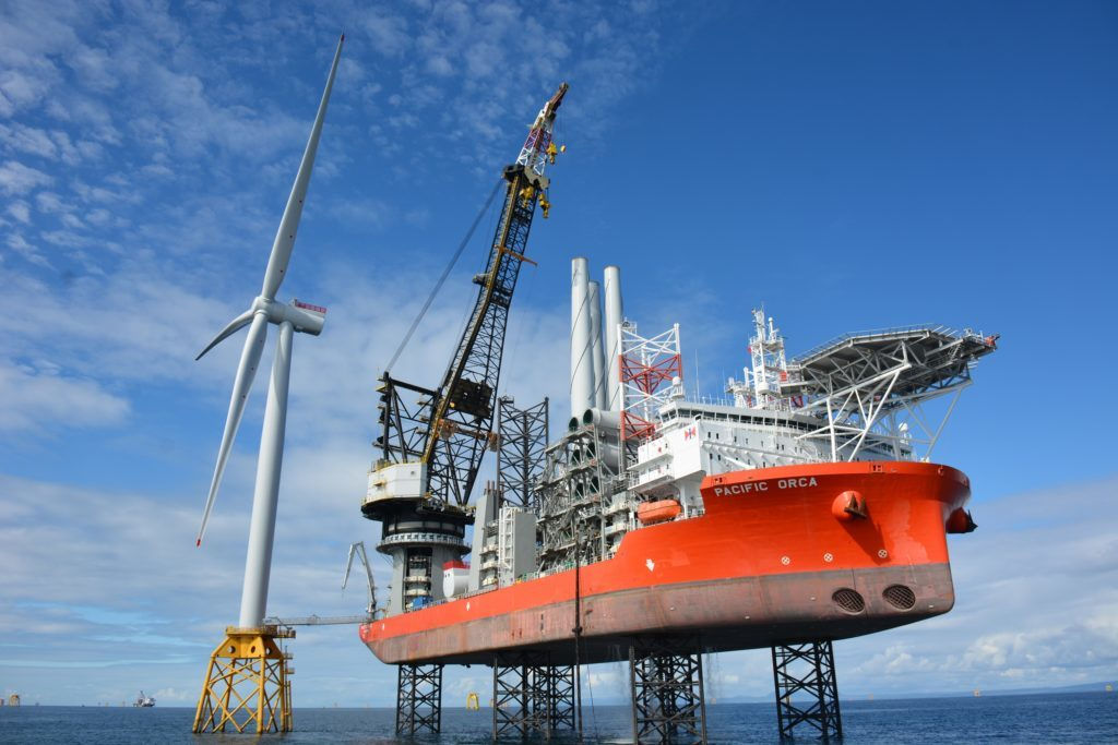 SSE looks to entice Aberdeen oil and gas contractors with offshore wind work