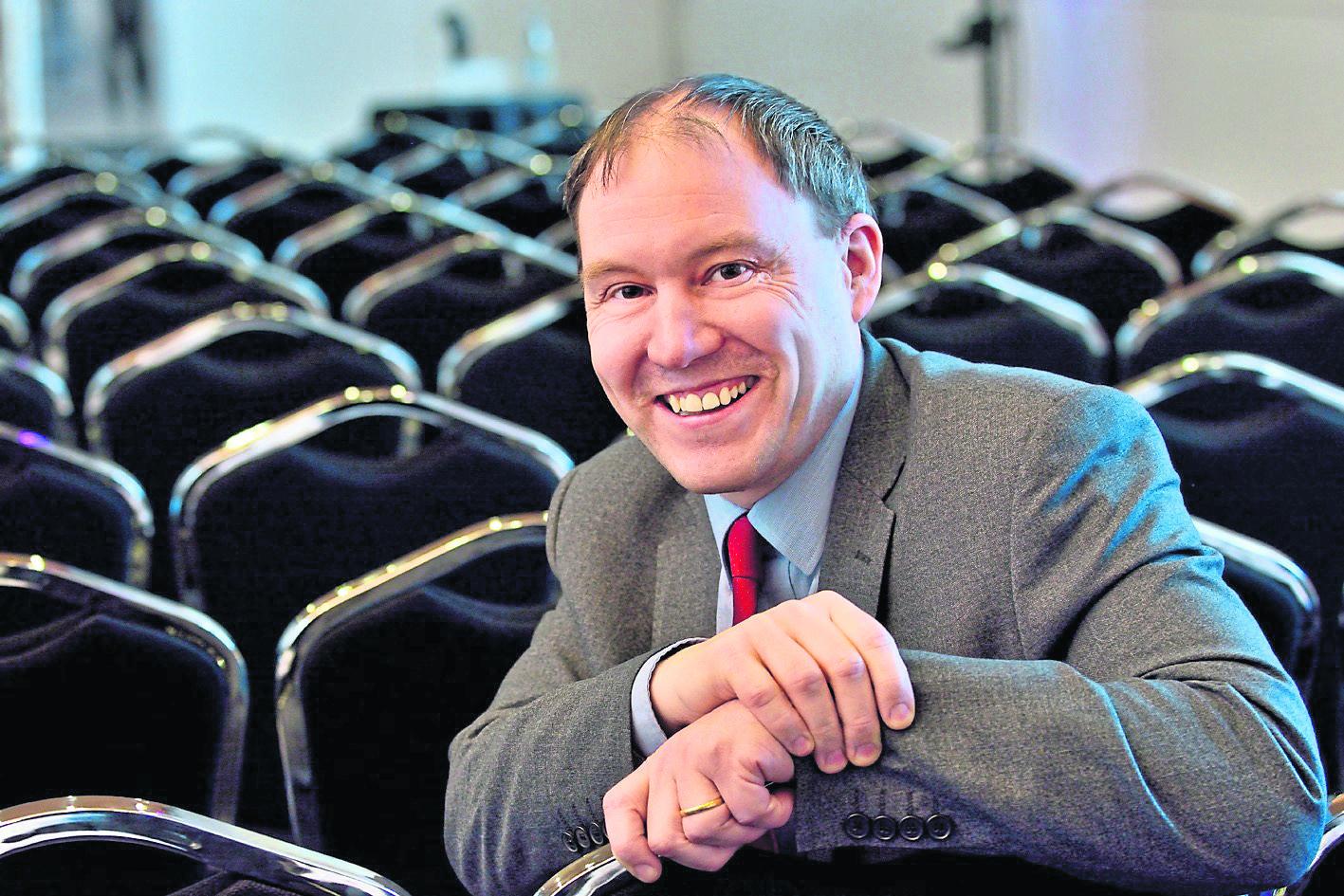 Scottish Property Federation director David Melhuish