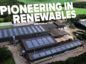 The video promotes oil and gas, renewables and a range of other industries in the north-east