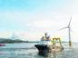 Offshore wind vessel.