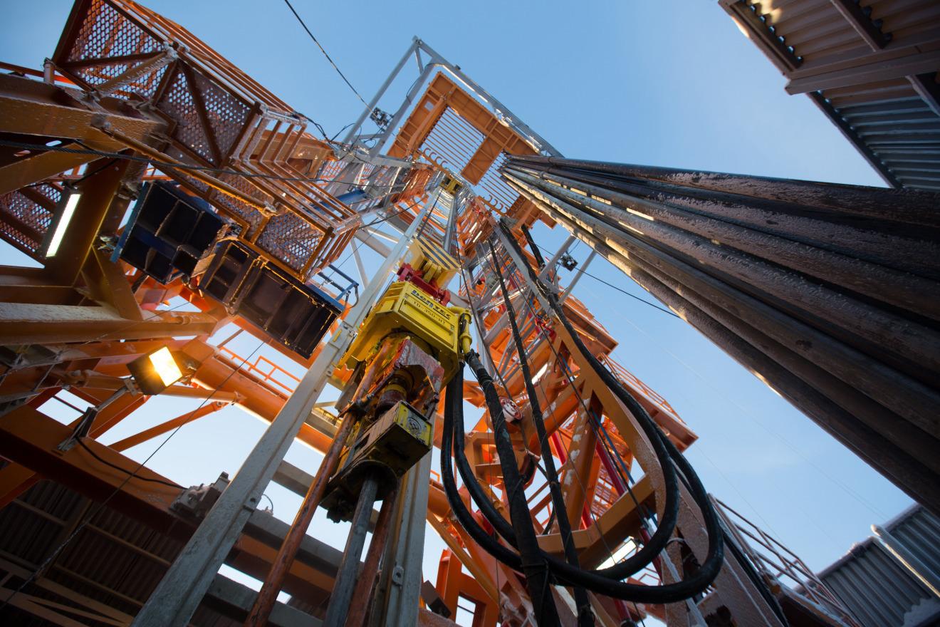 UK shale exploration