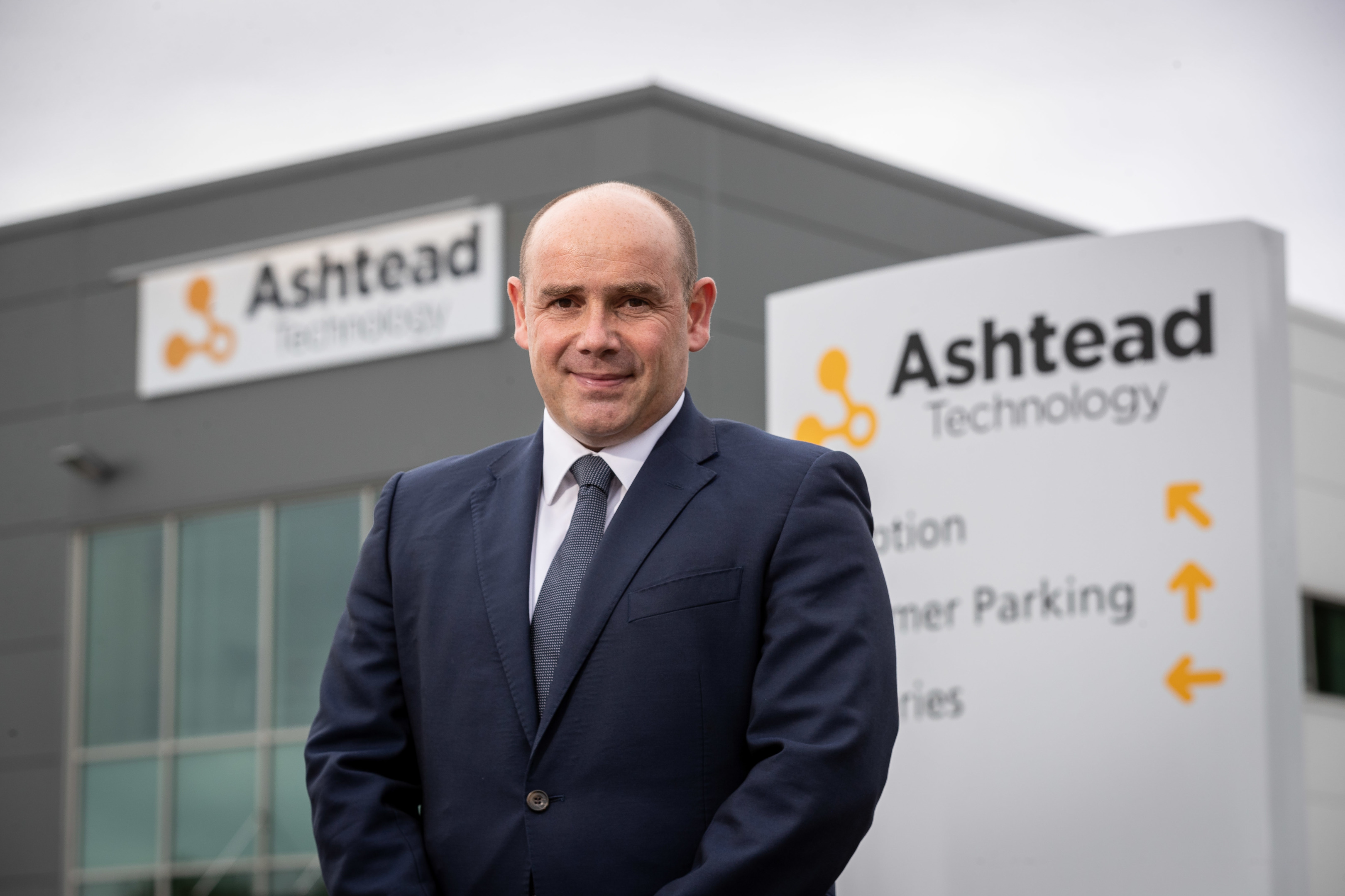 Stephen Steel, new director at Ashtead Technologies.