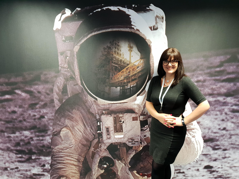 Kirstie Langan, Business Development Executive at Apollo