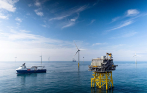 North Sea can be energy transition front-runner, report says