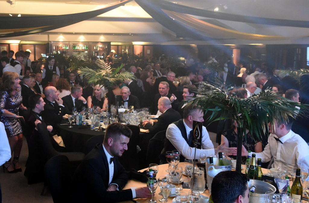 The DC Thomson Gold Awards at Marcliffe at Pitfodells Hotel, Aberdeen.  Picture by Jim Irvine  5-9-18