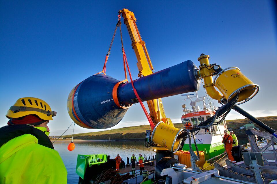 CorPower enter into 'strategic' wave energy collaboration