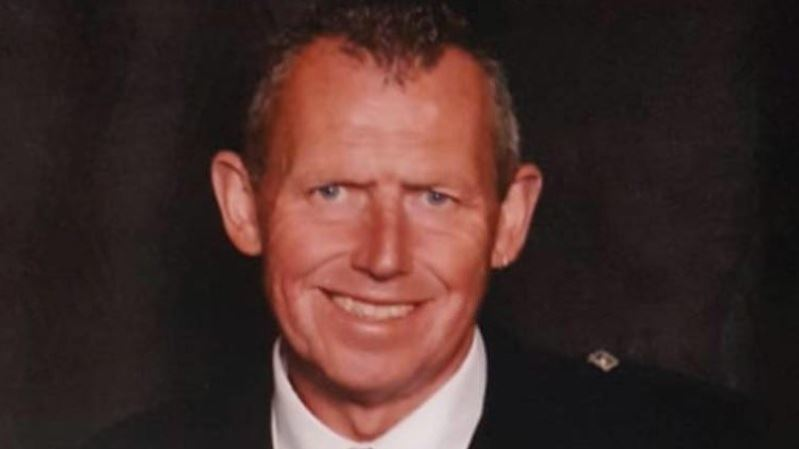 Graham Calder sadly died on Monday.
