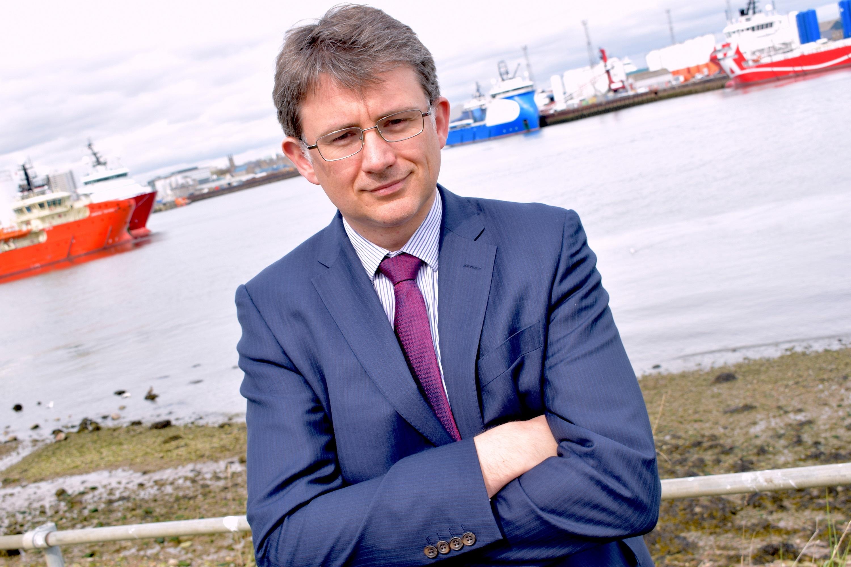 Ian Knott, Aberdeen-based director of corporate finance at Grant Thornton UK.