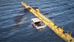 Orbital in multi-million-pound deal with SKF for tidal turbine kit