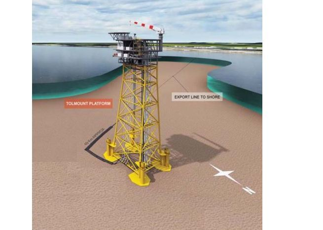 Saipem won an EIPC contract for Premier's Tolmount development in August