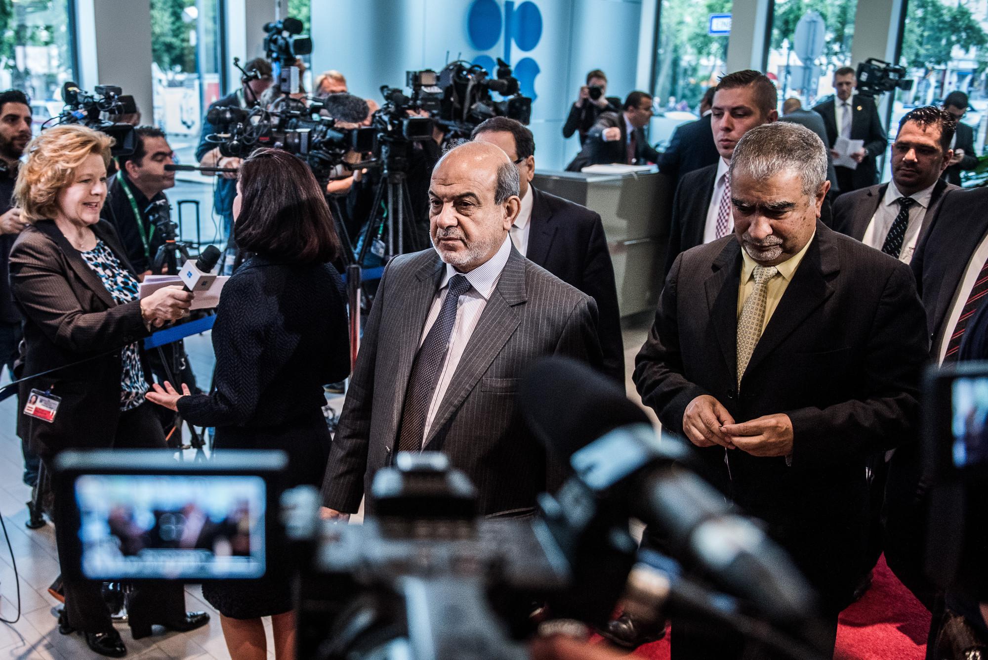 Fayyad Al-Nima Photographer: Akos Stiller/Bloomberg
