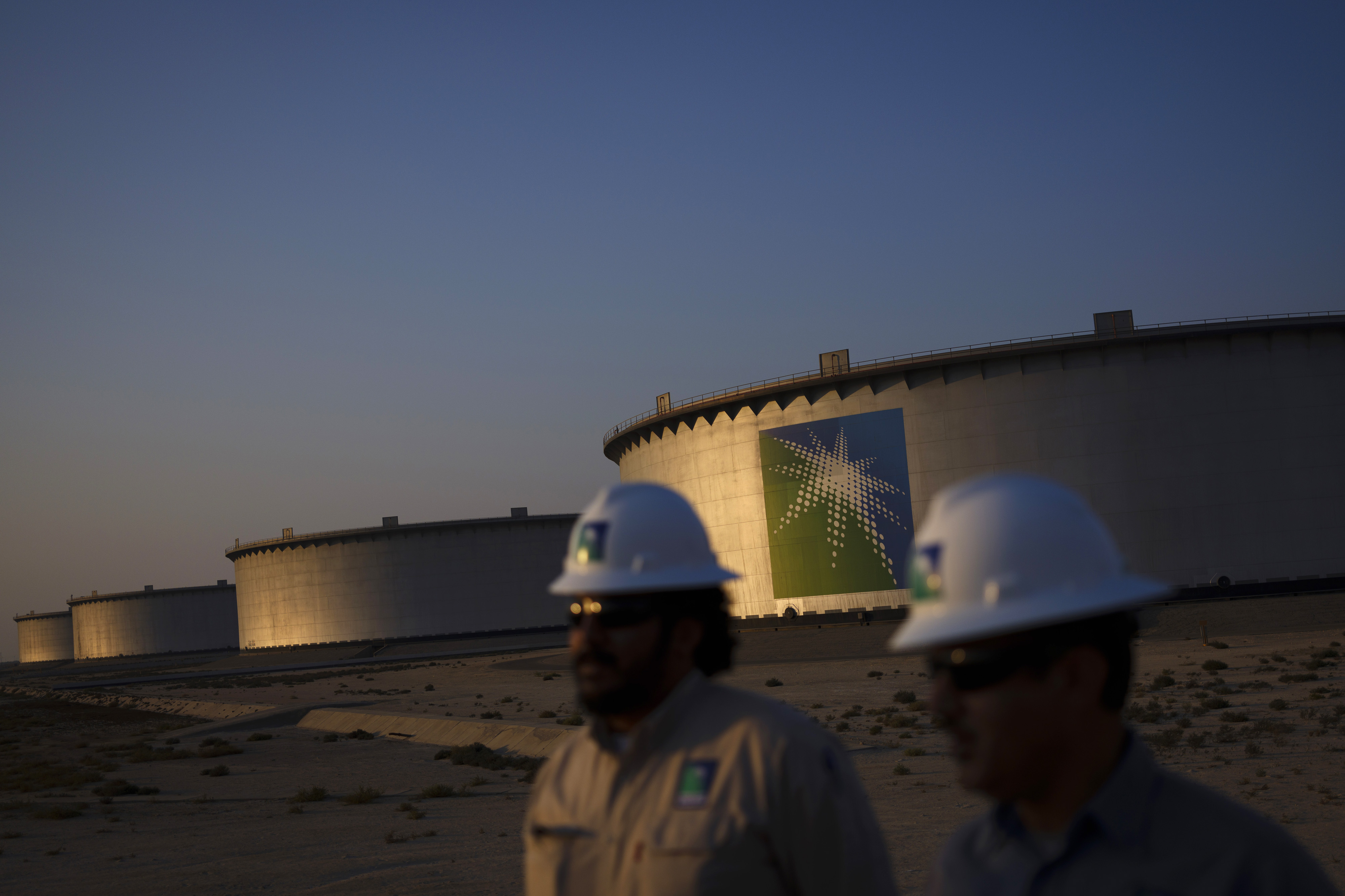 Aramco said to 'review' upstream assets for potential stake sales