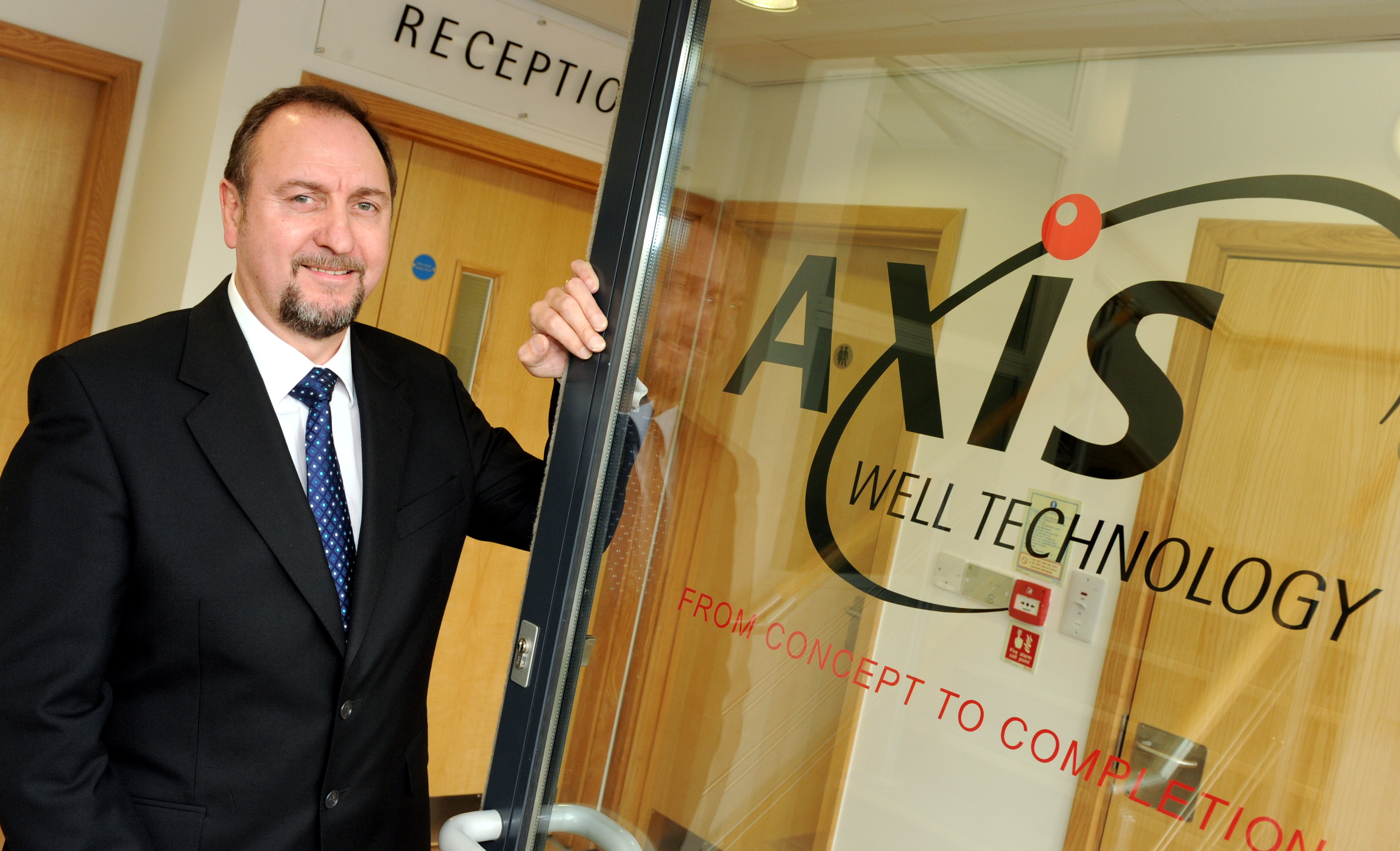 Axis Well Technology chief executive Jim Anderson