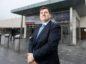 Steve Szalay. Aberdeen International Airport's new managing director
