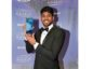 achievement: Showing off his award is Apprentice of the Year, Ryan Fernando of Aker Solutions