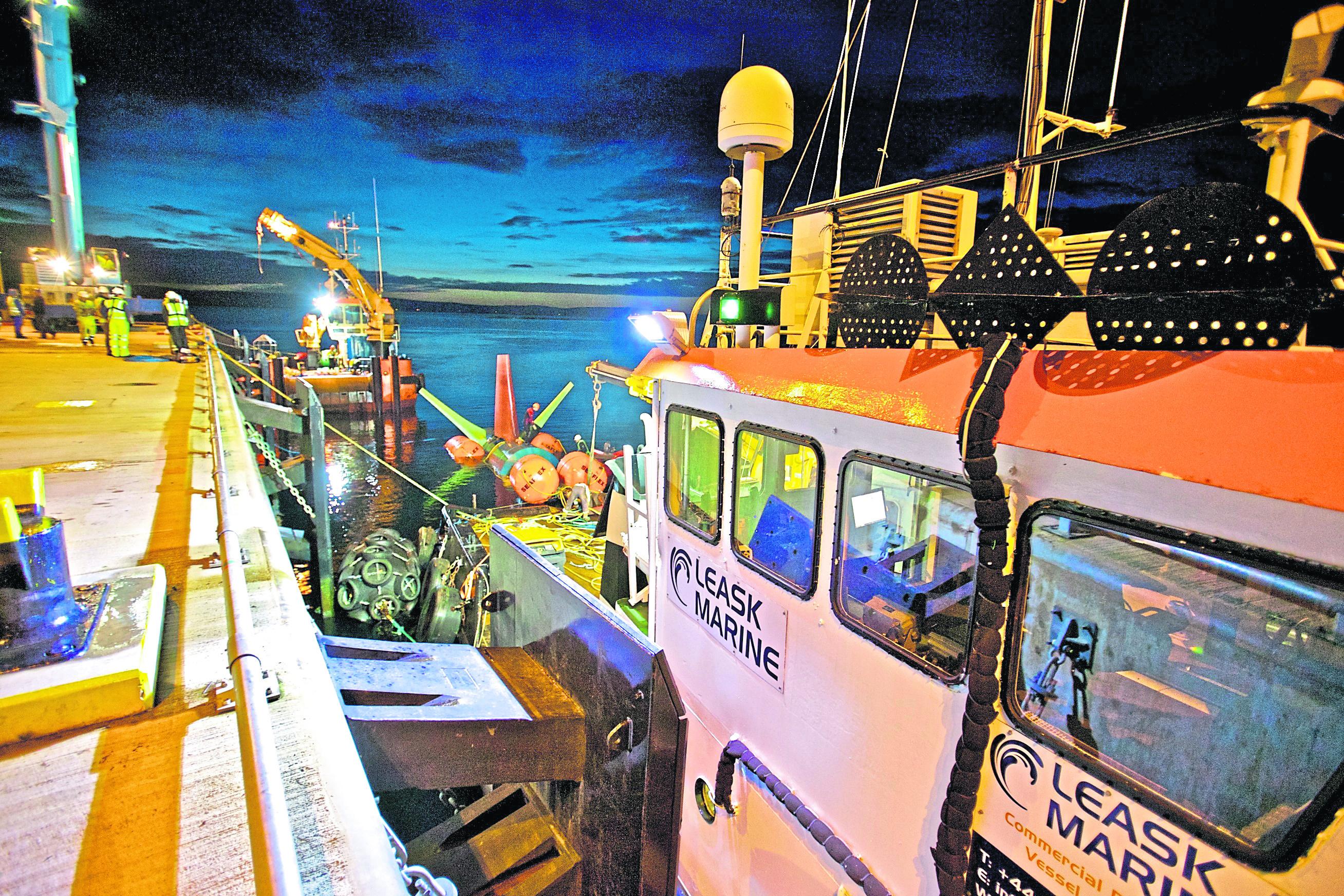 Leask Marine pic