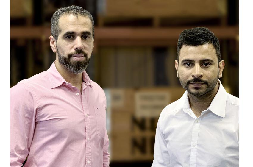 Aqeel Al Faraj and Mahdi Al Shokan.