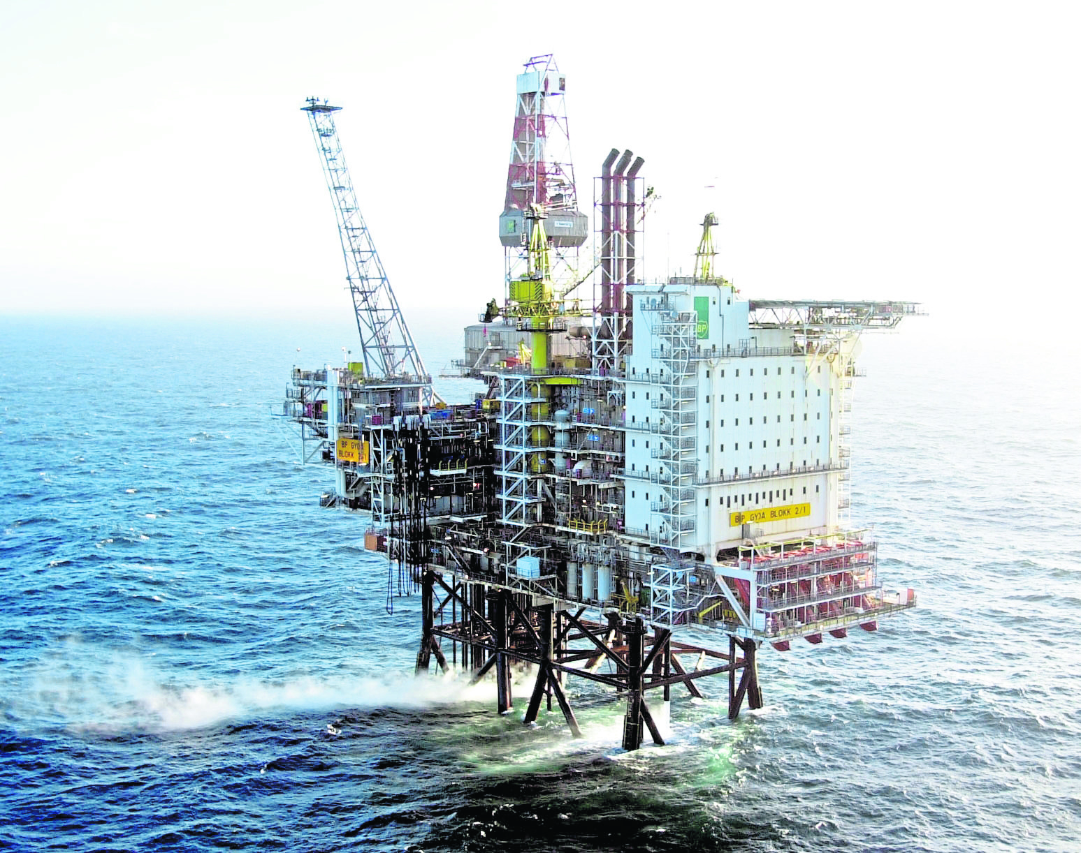 Repsol recent revealed plans to reuse its Gyda platform.