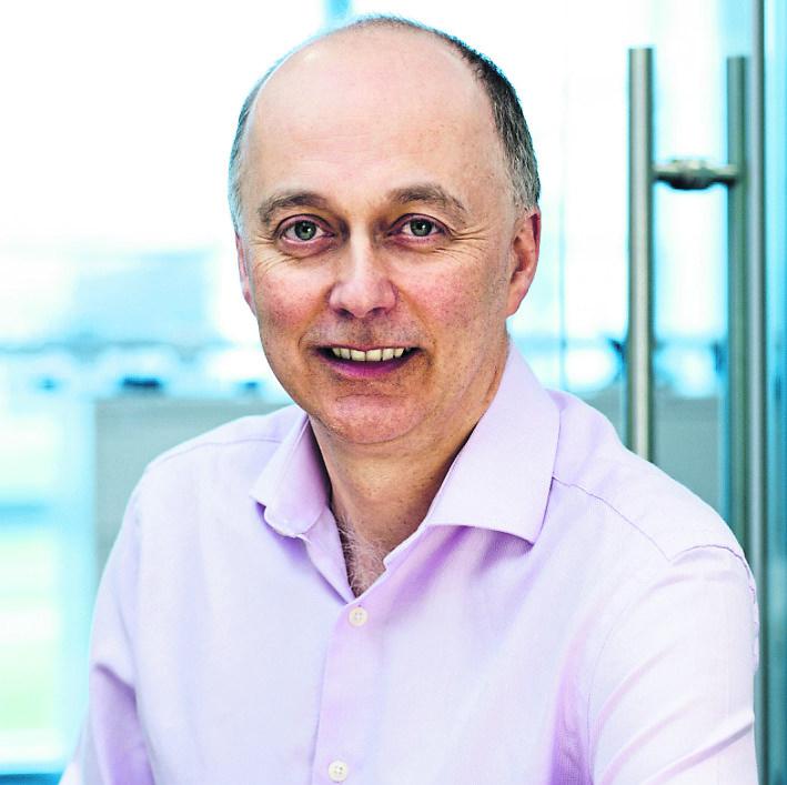 Trevor Stapleton, Health and Safety Manager, Oil & Gas UK