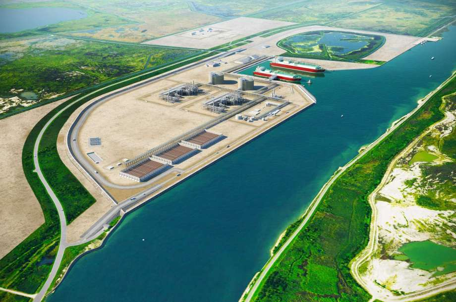 Port Arthur LNG is a proposed natural gas liquefaction and export terminal in Southeast Texas.