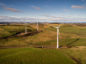 Green Cat Renewables wants to extend the Deuchries windfarm