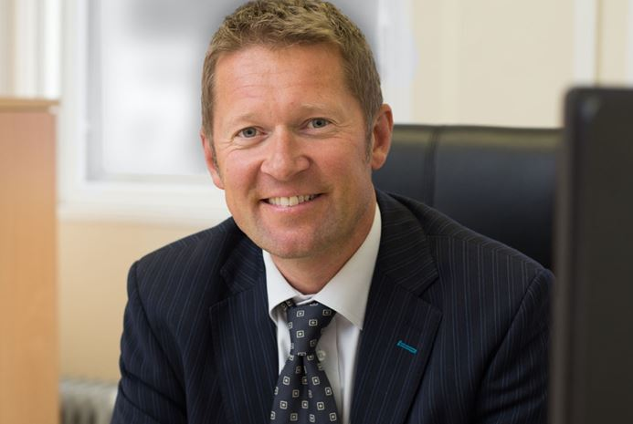 Martin Sisley, Seabed Solutions managing director.