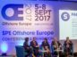 The plenary session at Offshore Europe 2017