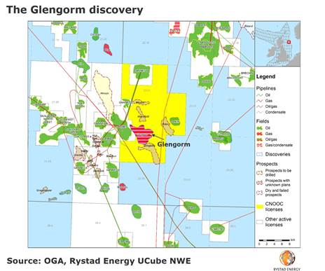 Largest UK gas find in decade fuels optimism for North Sea
